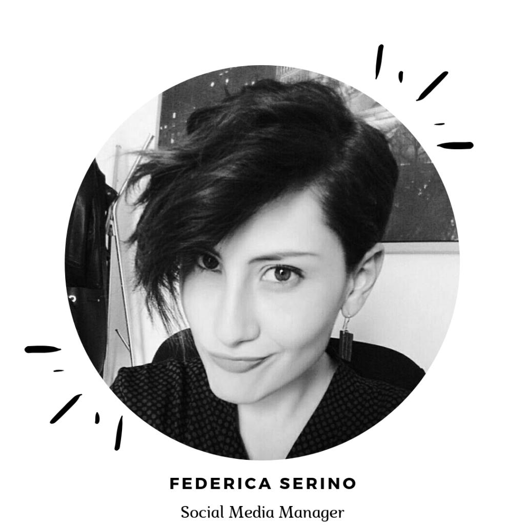 Federica Serino - Social Media Manager