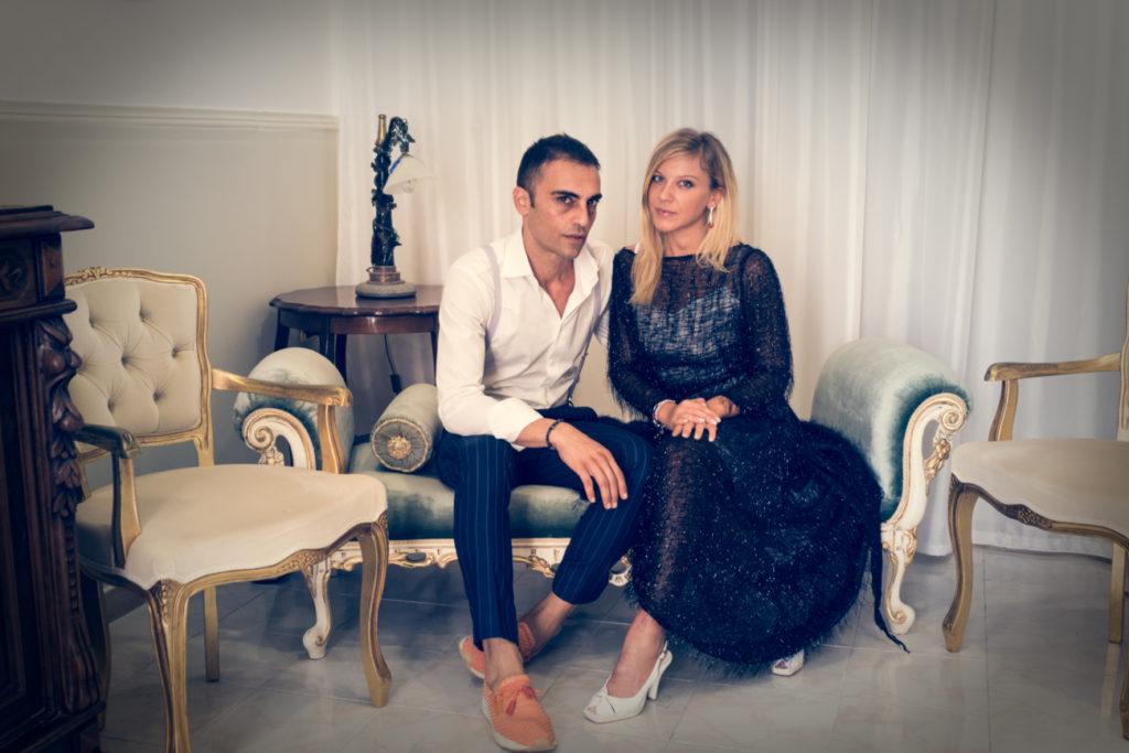 Luigi Gaglione e Emilia Tha ( Ph. Giacomo Ambrosino Photography - GMPhotoagency)