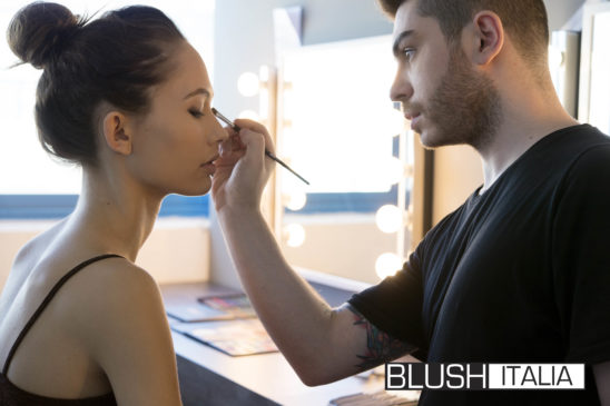 Michele Spezzacatena - Make Up Artist