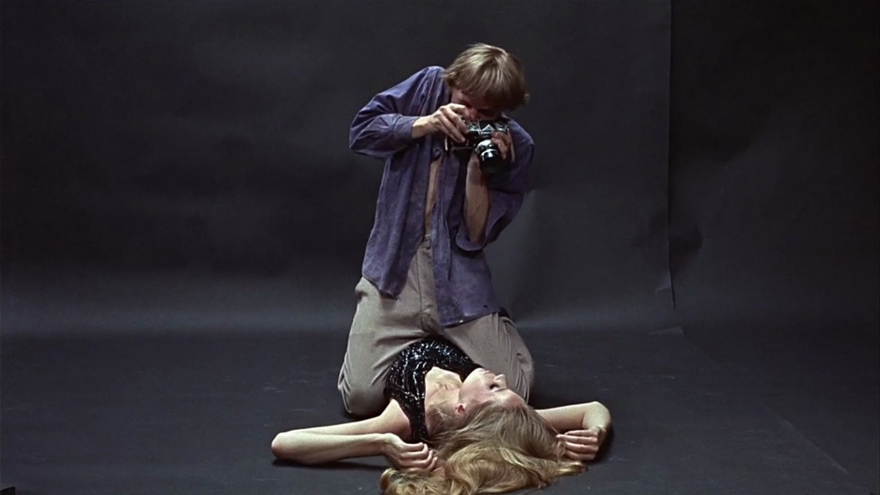 Blow Up Michelangelo Antonioni