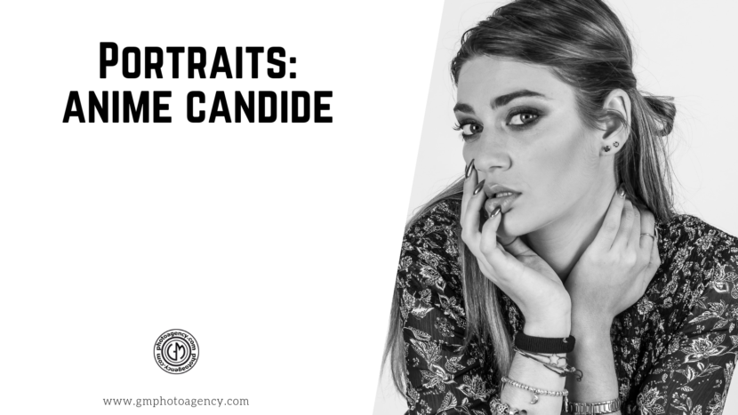 Portraits Amime Candide