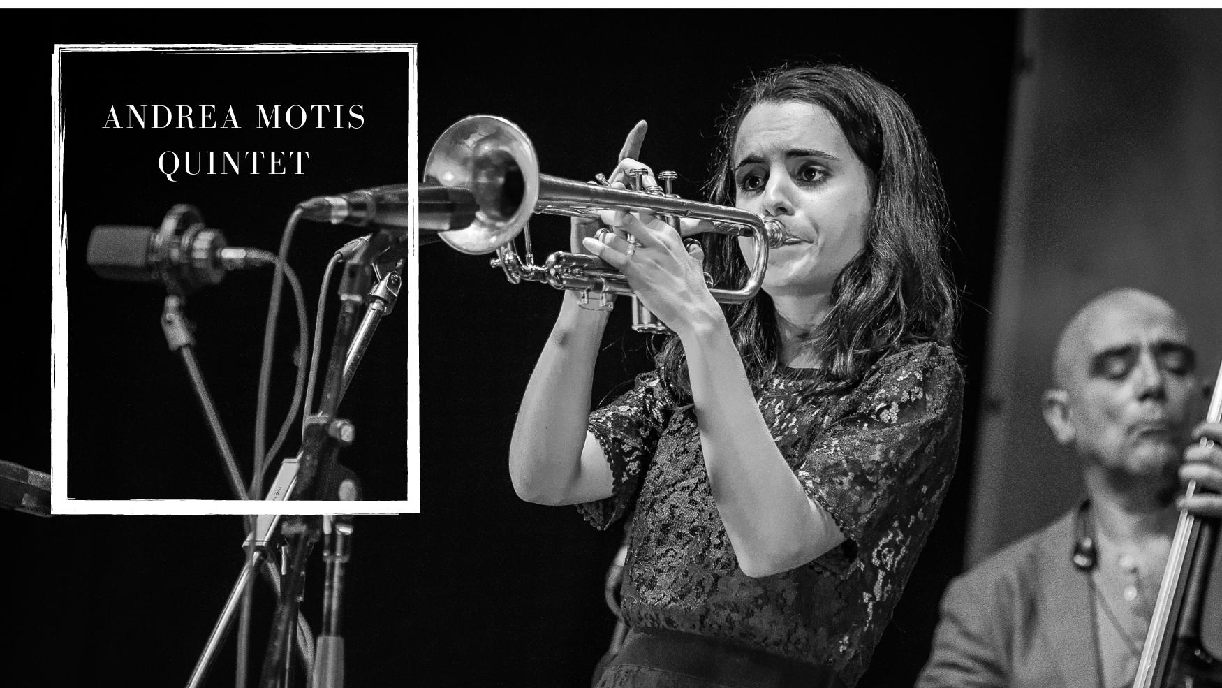 Andrea Motis Quintet | Copyright by Giacomo Ambrosino (GMPhotoagency)